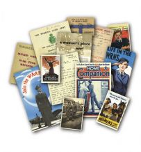 Women's War Memorabilia Gift Pack